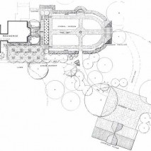 Formal garden planning