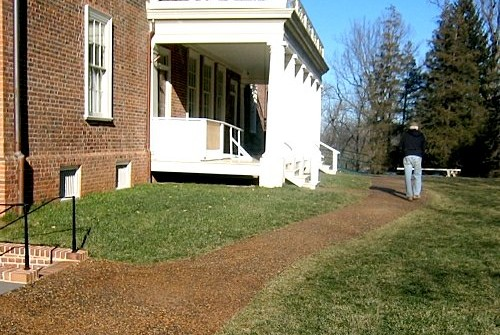 Montpelier: walkways through history