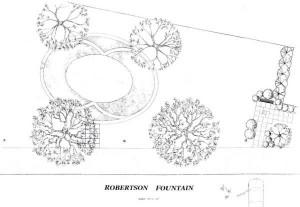 Robertson_Fountain_plan